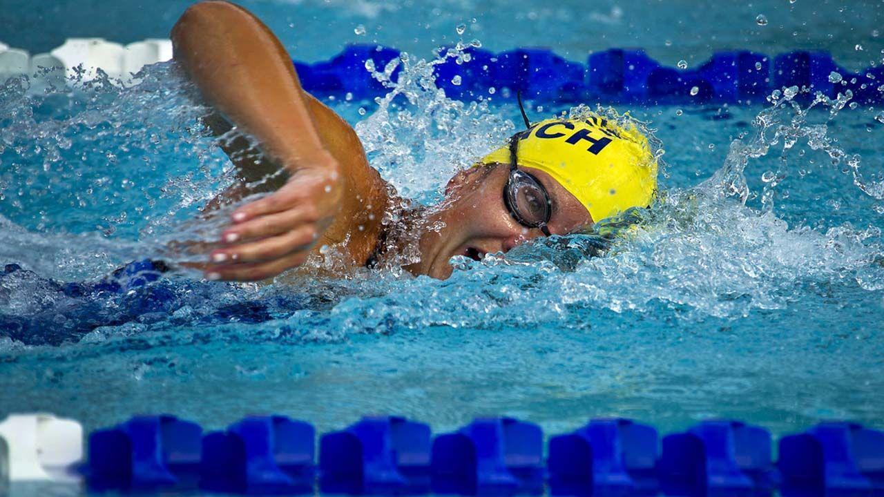 Técnica de Crol en natación