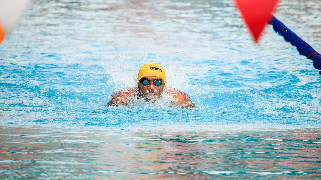 aprender a respirar en natacion