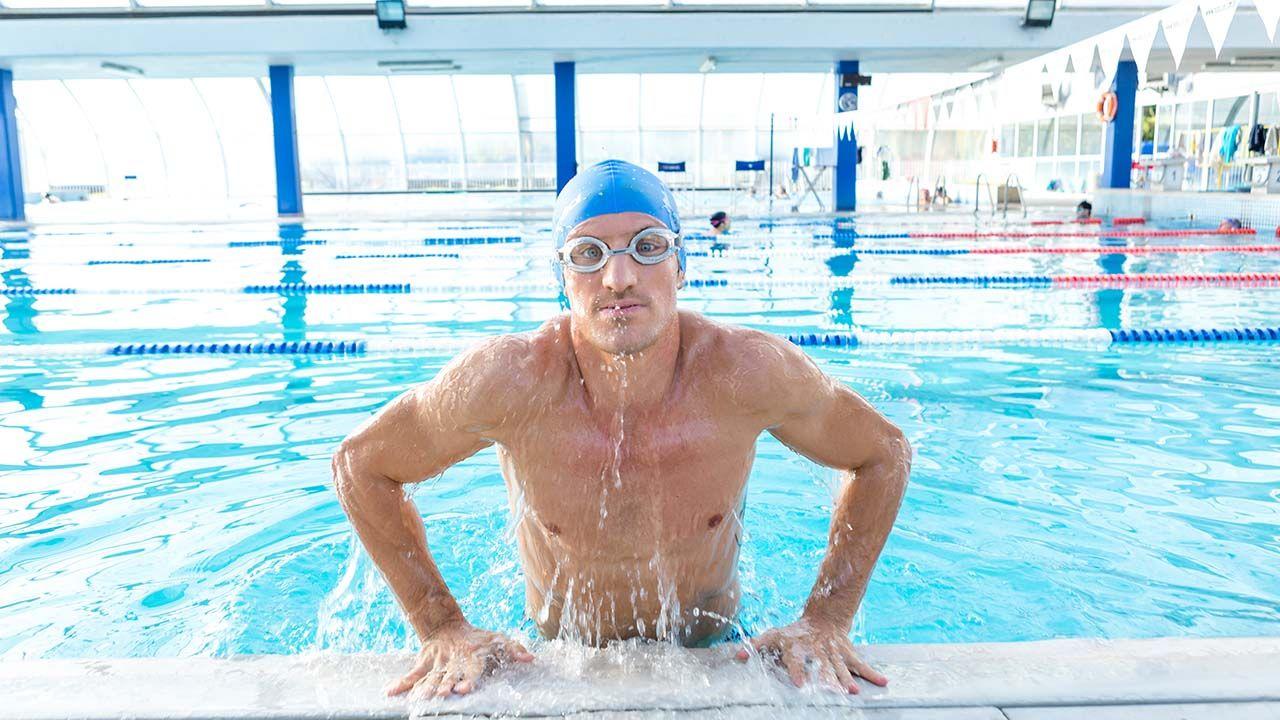 natacion para principiantes