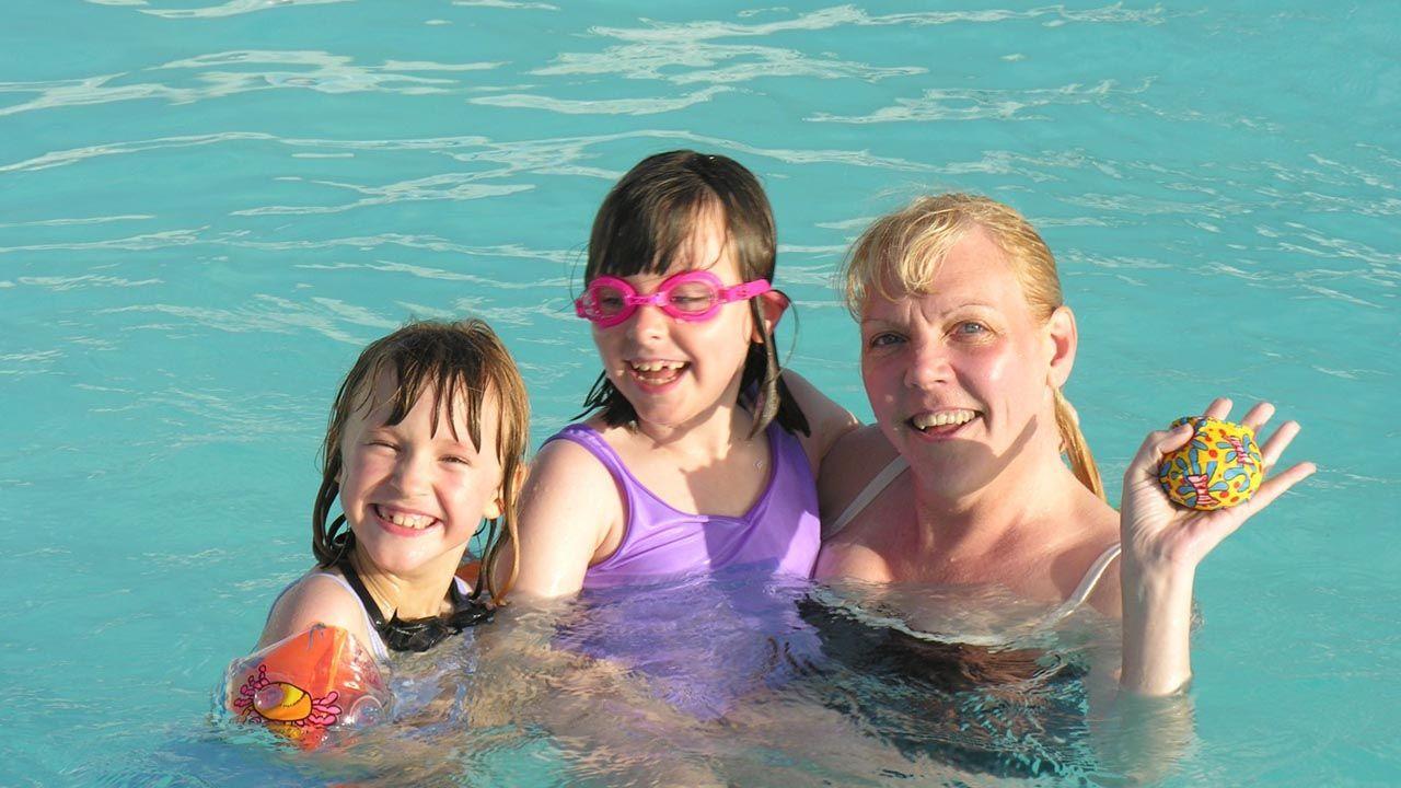 amor por la natacion