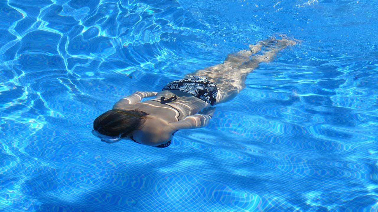 natacion en mujeres